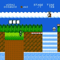 Super Mario Evolution Screenshot 3