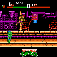 TMNT Tournament Fighters Screenshot 2