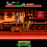 TMNT Tournament Fighters Screenshot 3