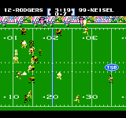 Tecmo Super Bowl 2012 (tecmobowl.org hack) Screenshot 2