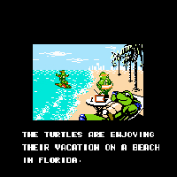 Teenage Mutant Ninja Turtles III Screenshot 3