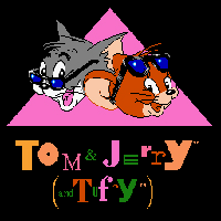 Tom and Jerry (& Tuffy) Title Screen
