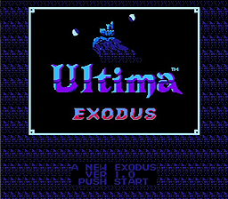 Ultima - A New Exodus