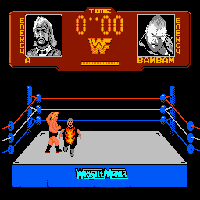 WWF Wrestlemania Screenshot 3