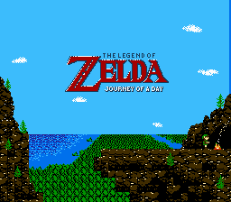 Zelda 2 - Journey of a Day easy