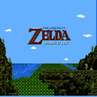 Zelda 2 Journey of a Day hard