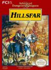 Advanced Dungeons & Dragons - Hillsfar