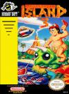 Adventure Island 3 Box Art Front