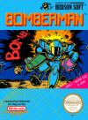 Bomberman Box Art Front
