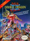 Double Dragon II - The Revenge Box Art Front