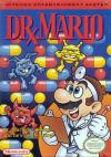 Dr. Mario Box Art Front