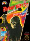 Friday the 13th Boxart