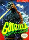 Godzilla - Monster of Monsters! Boxart