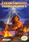 Ironsword - Wizards & Warriors II Boxart