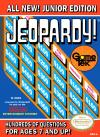 Jeopardy! Junior Edition Box Art Front