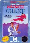Karate Champ Box Art Front