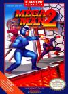 Mega Man 2 Box Art Front