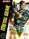 Metal Gear Box Art Front