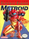 Metroid Box Art Front