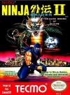Ninja Gaiden II - The Dark Sword of Chaos Box Art Front