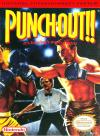 Punch-Out!! Box Art Front