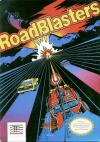 RoadBlasters Box Art Front