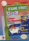 Sesame Street ABC Box Art Front