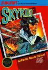 Sky Kid Box Art Front