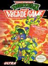Teenage Mutant Ninja Turtles II - The Arcade Game Boxart