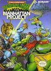 Teenage Mutant Ninja Turtles III - The Manhattan Project Boxart