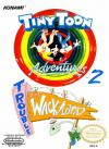 Tiny Toon Adventures 2 - Trouble in Wackyland Box Art Front