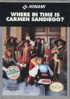 Where Time Carmen Sandiego
