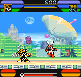 Rockman - Battle & Fighters Screenshot 2