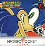 Sonic the Hedgehog - Pocket Adventure Boxart