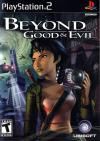 Beyond Good and Evil Box Art Front
