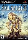 Final Fantasy XII Box Art Front