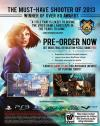 BioShock Infinite Box Art Back