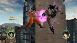 Dragon Ball: Raging Blast 2 Screenshot 1