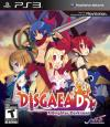 Disgaea D2: A Brighter Darkness Box Art Front