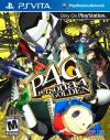 Persona 4 Golden Box Art Front