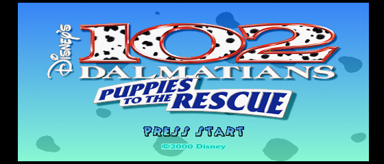 disney 102 dalmatians puppies to the rescue pc game
