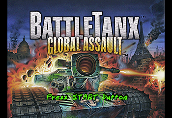 Play <b>Battletanx: Global Assault</b> Online