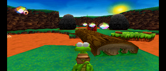Croc: Legend of the Gobbos Screenshot 1