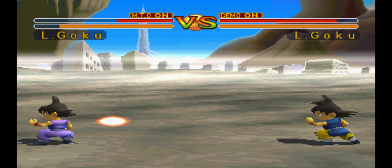 Dragon Ball GT: Final Bout Screenshot 2