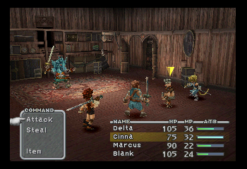 Final Fantasy IX Screenthot 2