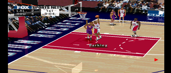 Fox Sports NBA Basketball 2000