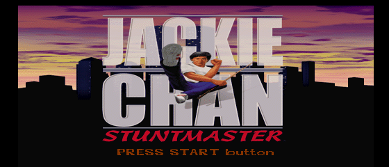 jackie chan stuntmaster ps1