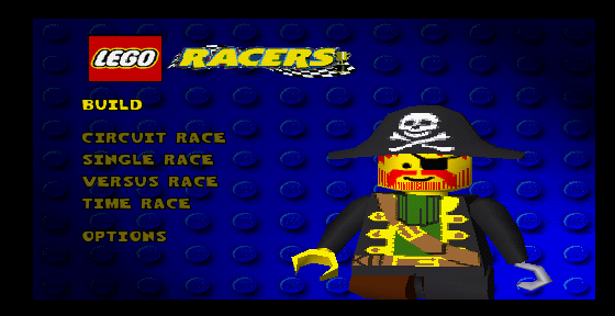 Play Free Lego Racing Games