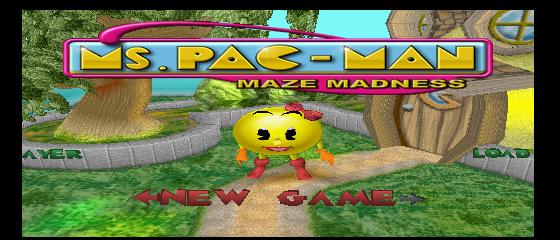 ms pacman maze madness 2