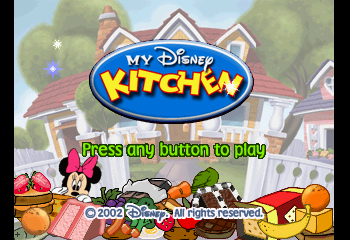 Play My Disney Kitchen Mickey Mouse Games Online - Play My Disney ...